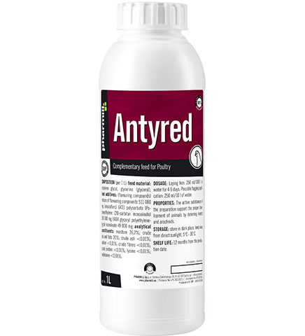 Antyred