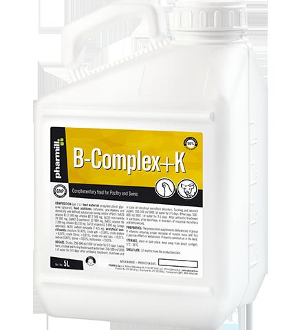 B-Complex + K